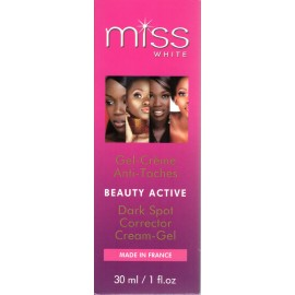 Fair&White Miss White Dark Spot Corrector Cream-Gel