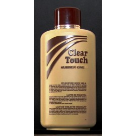 Clear Touch number one lait de toilette traitant