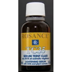 Rosance  TC35 sérum teint clair