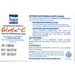 Gluta-C savon éclaircissant intense