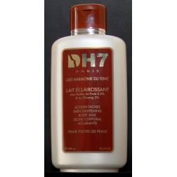DH7 skin lightening body milk