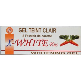 X-White Plus whitening gel Teint Clair