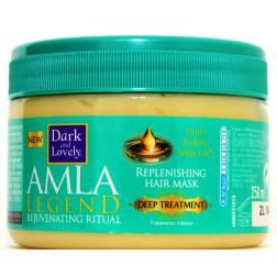 dark and lovely amala  replenishing hair mask