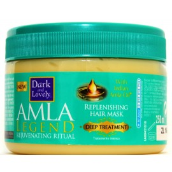Dark and Lovely Amla Legend replenishing hair mask - masque capillaire
