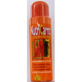 Nutricarrot lightening lotion