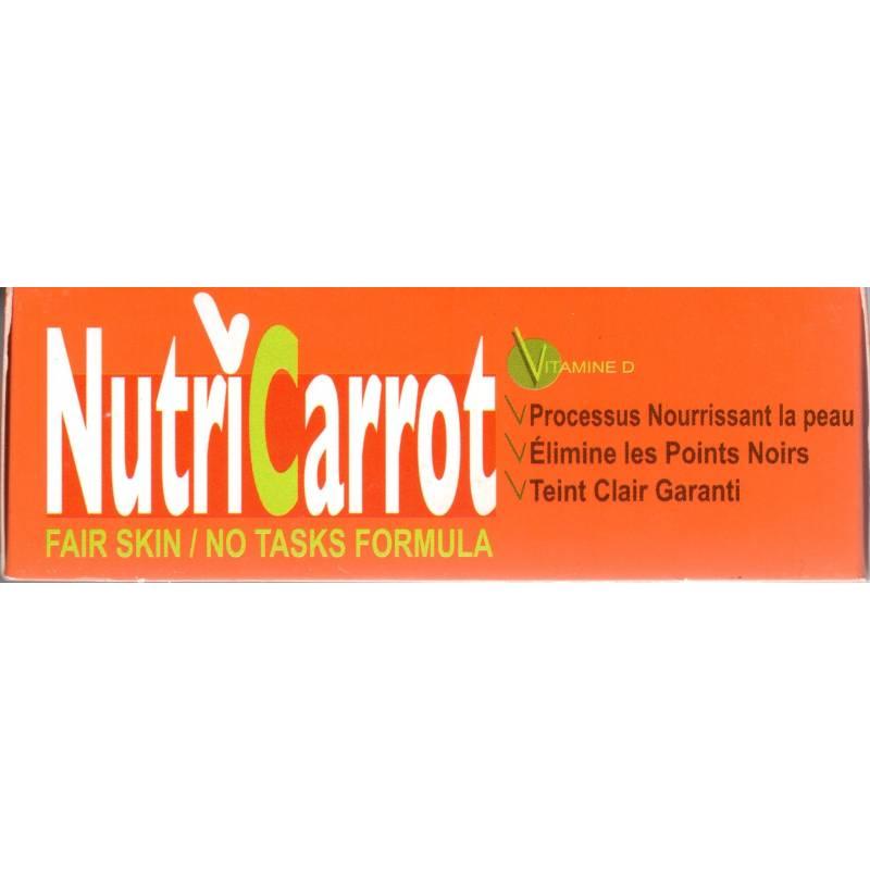 Ri Food Fights >> NutriCarrot lightening soap - Lady Edna