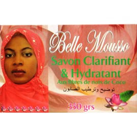Belle Mousso soap clarifying moisturizer