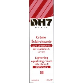 DH7 Rouge Lightening equalizing cream with vitamin C liposomes
