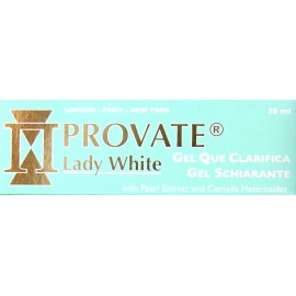 provate lady white gel schiarante