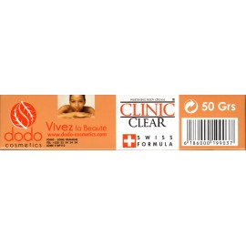 clinic clear creme