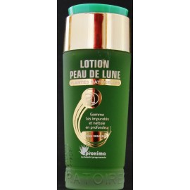 Peau de Lune lotion with natural plants