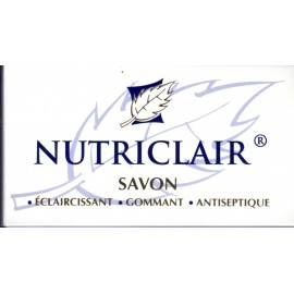 nutriclair soap