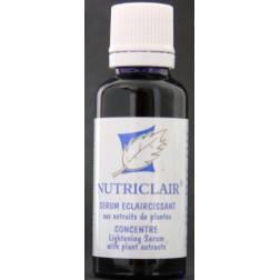 nutriclair serum éclaircissant