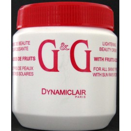 G&G Dynamiclair lightening beauty creme