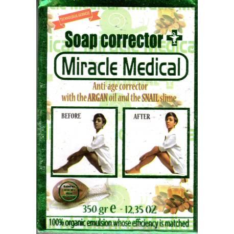 miracle medical savon correcteur anti-age