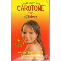 Carotone brightening soap