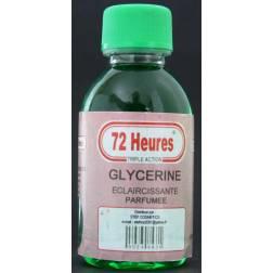 72 Heures Glycérine éclaircissante parfumée