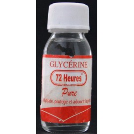 72 Heures pure Glycerin