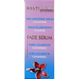 Multiclear skin lightening serum concentrate