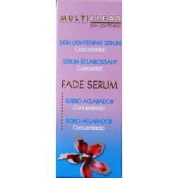 multiclear fade serum