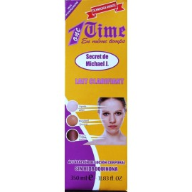 One Time clarifying body lotion