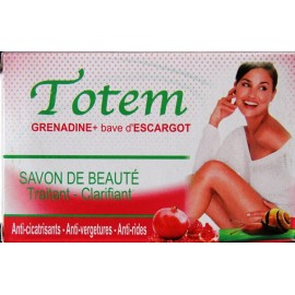 Totem Grenadine Beauty soap