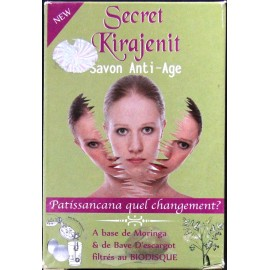 Secret soap Kirajenit anti-aging