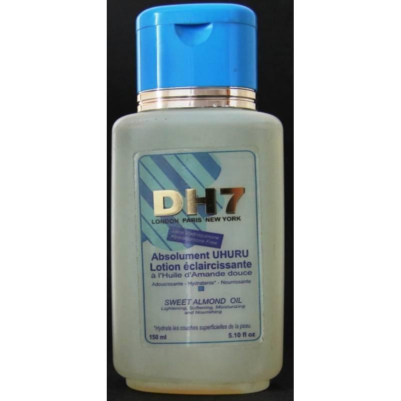 DH7 Absolument UHURU lotion éclaircissante à l'huile d