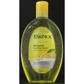 Eskinol lotion faciale Oil control - citron