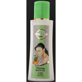 New Light Whitening Body Oil with Zaban extract