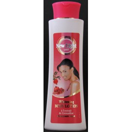 new light lait body lotion