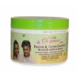 Organics by Africa's Best Kids Traitement fortifié aux protéines et vitamines