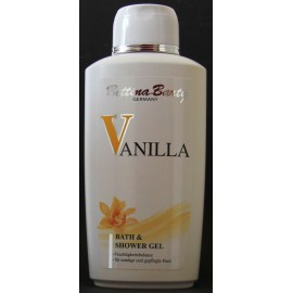 Bettina Barty Vanilla bath and shower gel