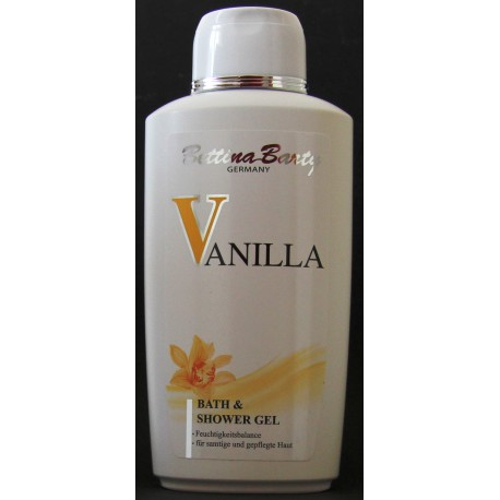 Bettina Barty gel bain et douche Vanilla