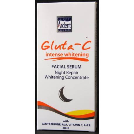 Gluta-C Intense Whitening Facial serum Night Repair - Sérum de nuit