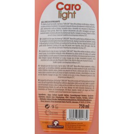 caro light mama africa gel douche gommante