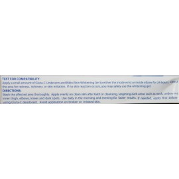 Gluta-C Underarm and bikini skin whitening gel