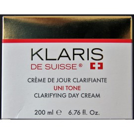 Klaris de Suisse clarifying day cream