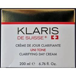 Klaris de Suisse crème de jour clarifiante