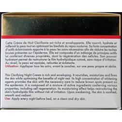 Klaris de Suisse crème de nuit clarifiante