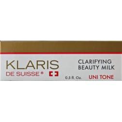 Klaris de Suisse lait de beauté clarifiant tube