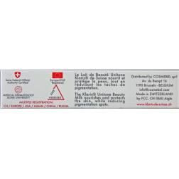 Klaris de Suisse clarifying beauty milk - tube