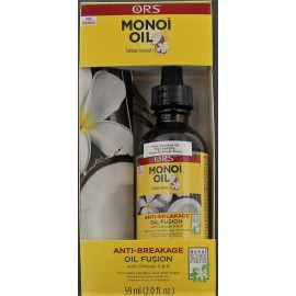 ORS Monoï oil anti-breakage oil fusion - huile anti-casse