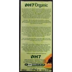 dh7 organic émulsion clarifiante teint lumiére papaye