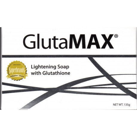 GlutaMAX savon éclaircissant au glutathion