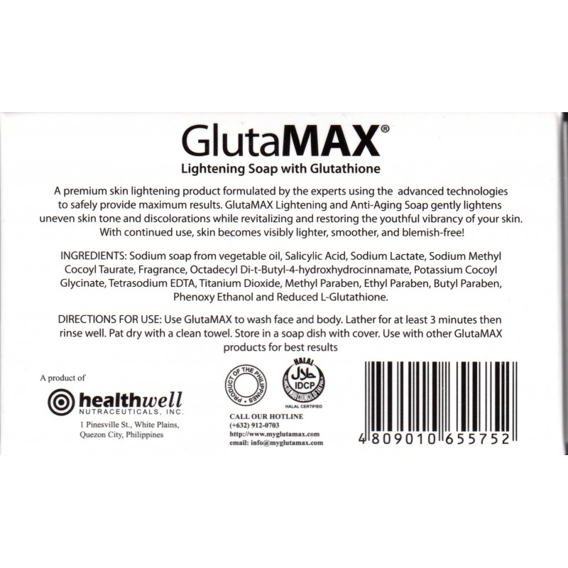 GlutaMAX SLIM… Lighter Skin. Lighter Body