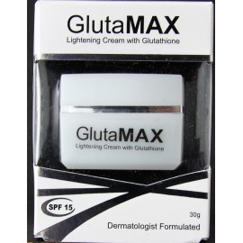 GlutaMAX lightening cream with glutathione