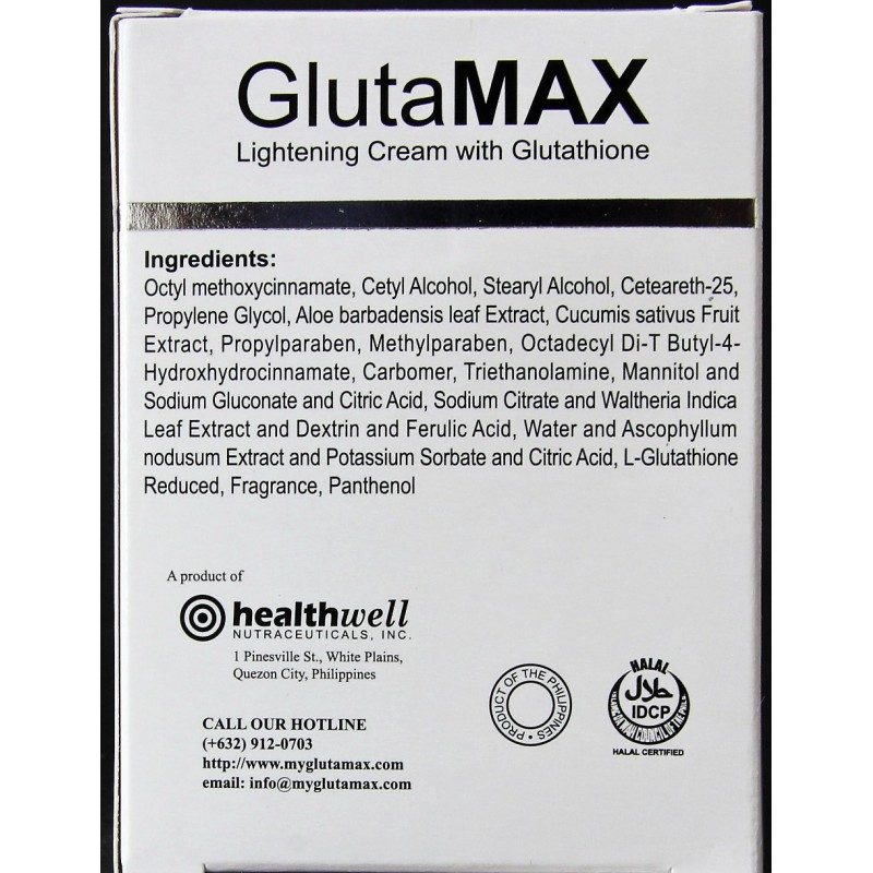 GlutaMAX Lightening Anti-Perspirant and Deodorant