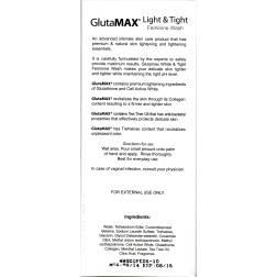 GlutaMAX Light and Tight - toilette féminine