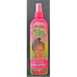 olive miracle soothing moisturizing braid spray
